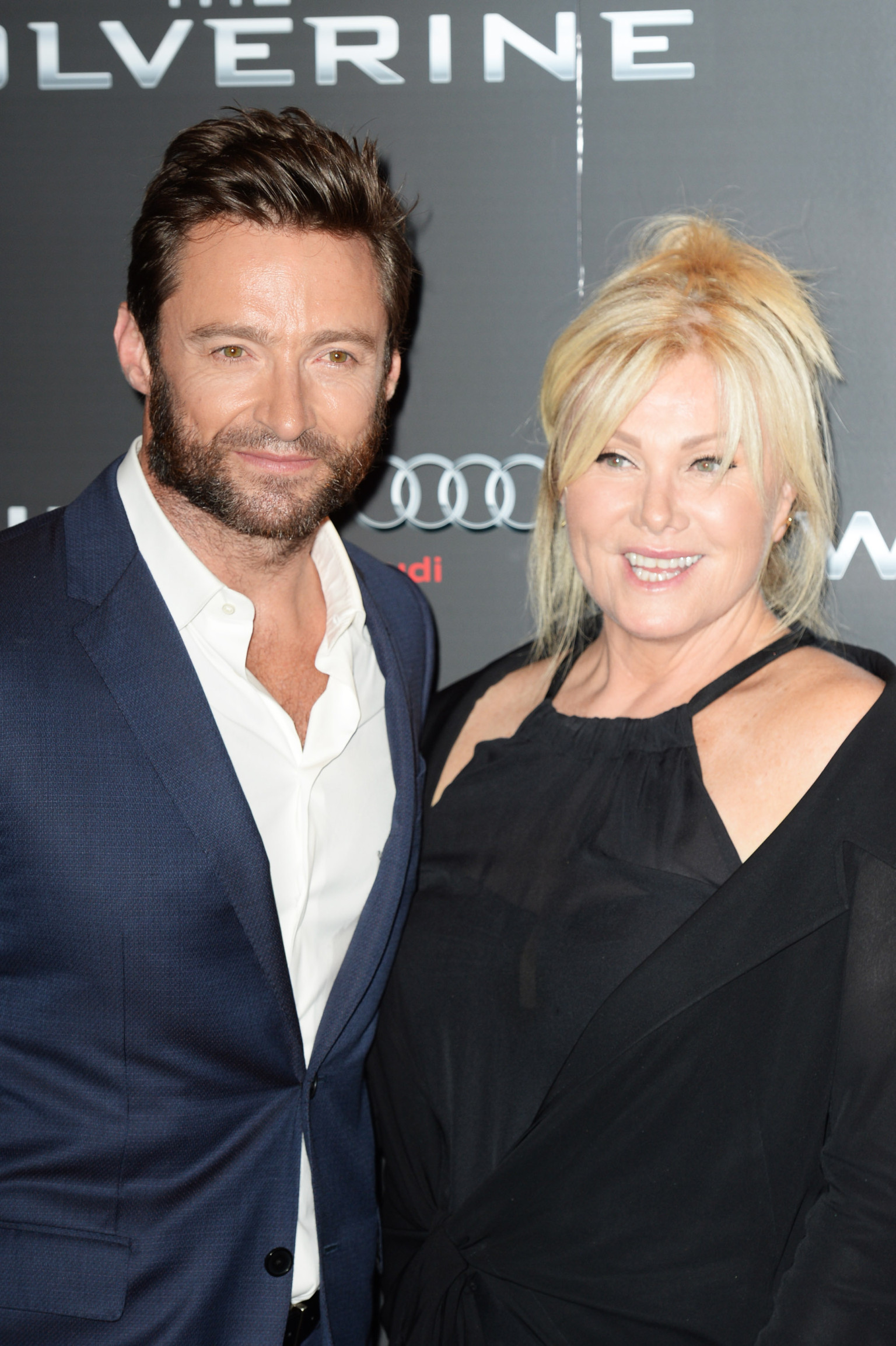 Hugh Jackman's Wife, Deborra Lee-Furness, Inspires Him ...