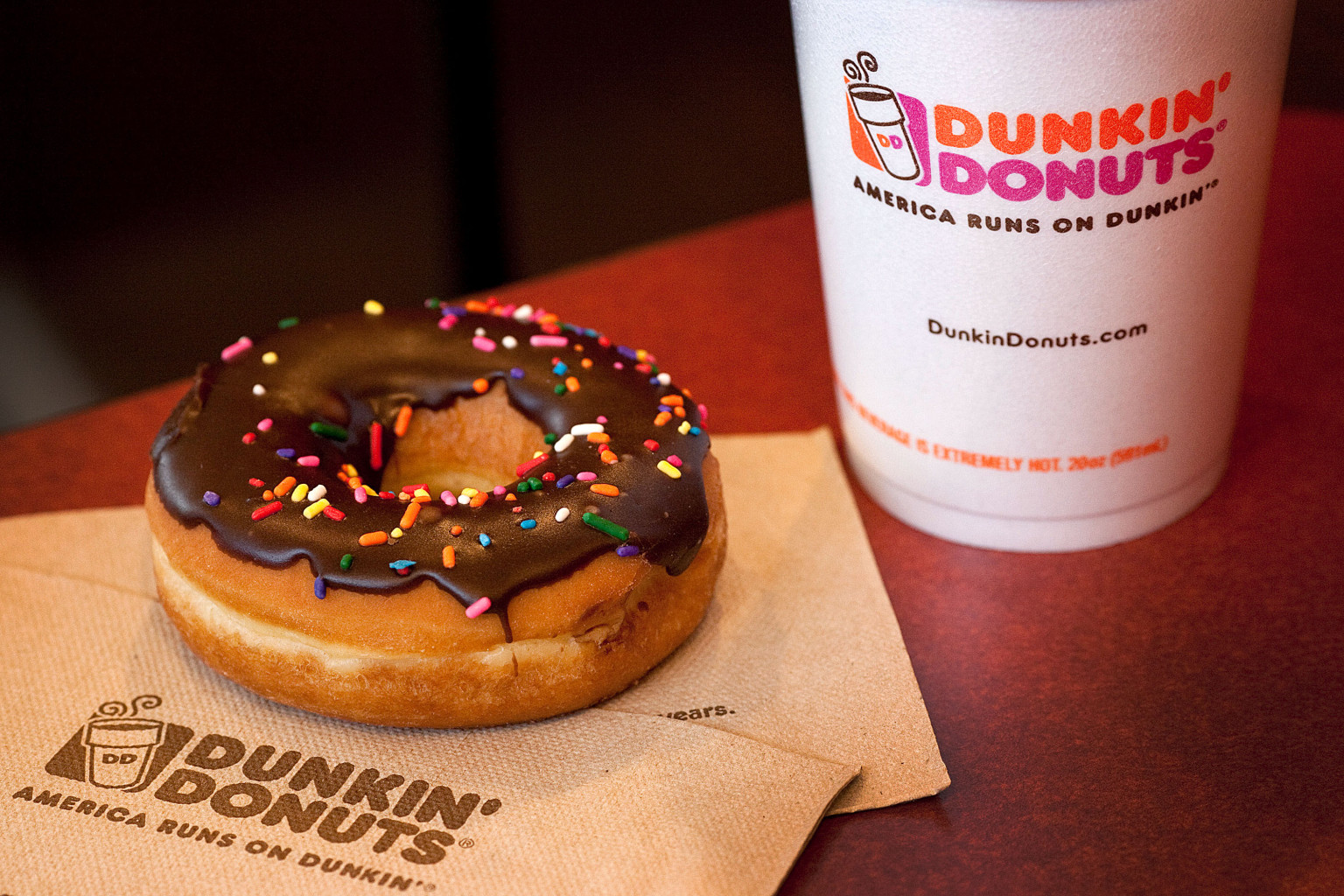 Dunkin Donuts To Open In Southern California With  Stores - Dunkin donuts location map usa