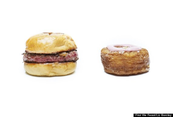cronut umami burger