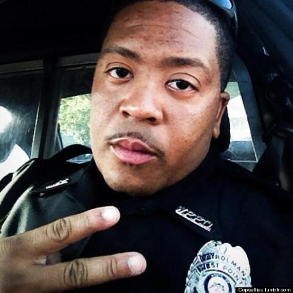 Cops Take Selfies, Too (PHOTOS)