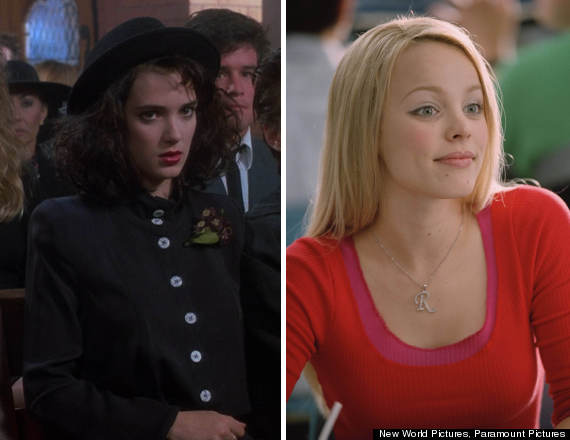 veronica sawyer regina george