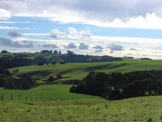australia hills