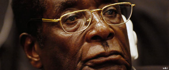 Robert Mugabe political outbursts