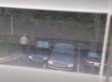 Jaguar Driver Parks Like A Jerk, Learns About Consequences (VIDEO)