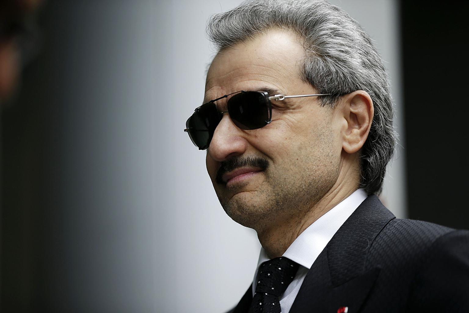 Billionaire Saudi Prince Alwaleed Bin Talal Trolls Trump: 'I Bailed You Out Twice'