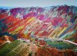 Rainbow Mountains In China's Danxia Landform Geological Park Are Very, Very Real (PHOTOS)