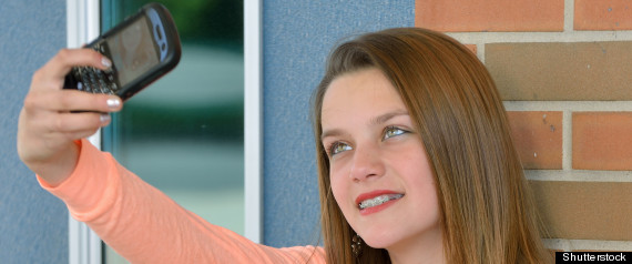 blog teen girl sends self