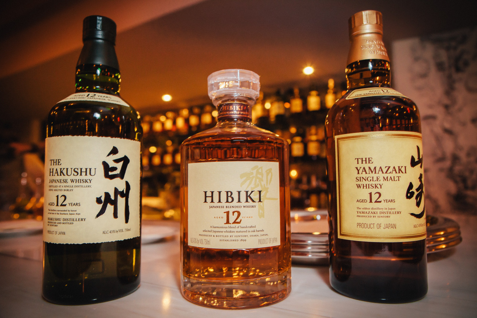Japanese Whisky How And Why Suntory Is Taking Over
