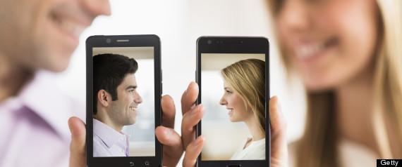 women talk first dating app