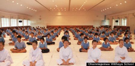 dhammajarinee witthaya school