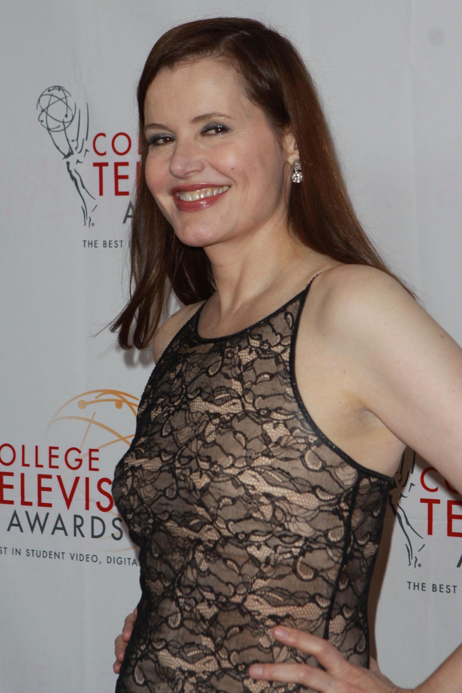 geena davis actress