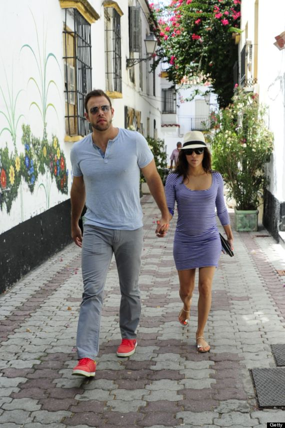 eva longoria and ernesto arguello