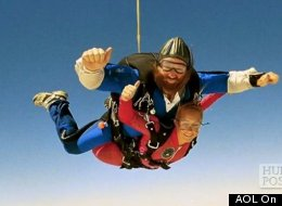 Meet The Man Who's Made Skydiving A Whole Lot Safer