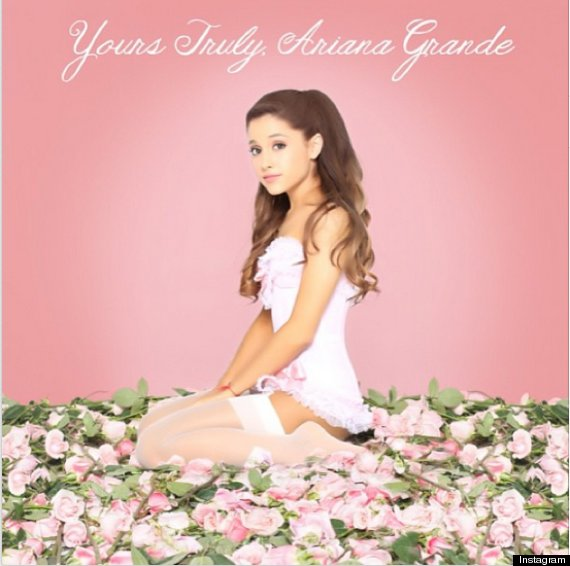 Ariana Grande's 'Yours Truly' Album Artwork And Release ...