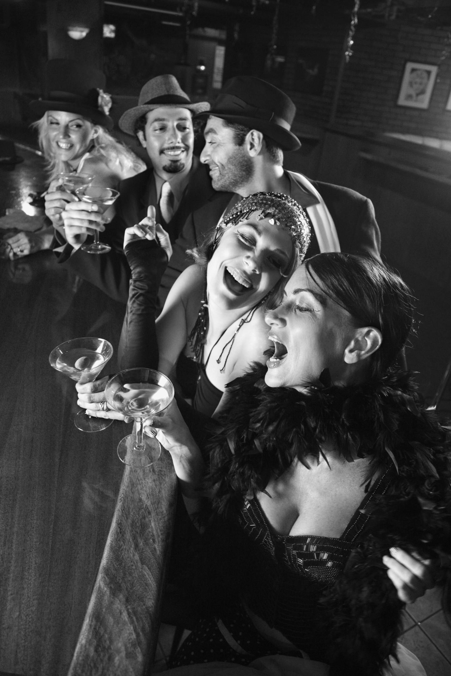 Ретро фото пьяных 10 фотография