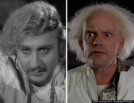 frankenstein emmett brown