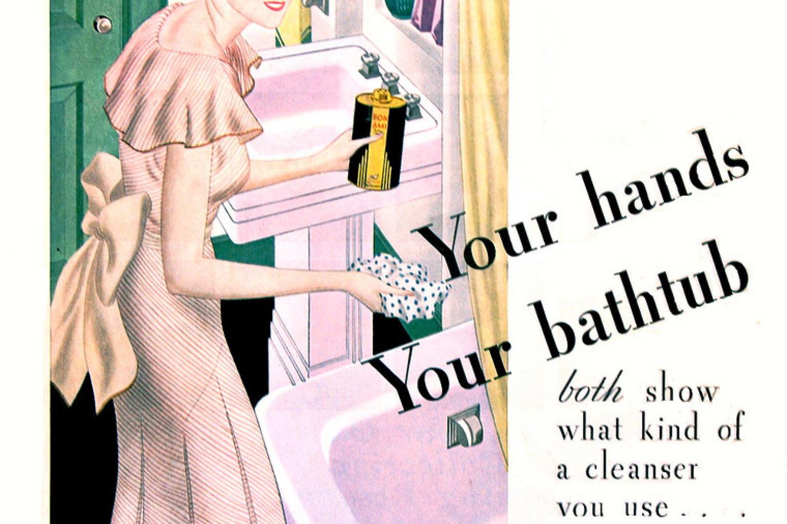 Cleaning Vintage 37