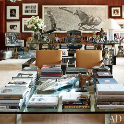 Ralph Lauren Shows Off His Amazing Homes In Architectural Digests