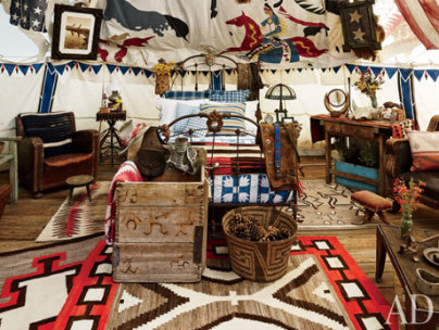 Ralph Lauren Shows Off His Amazing Homes In Architectural Digest\'s ...