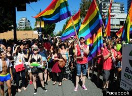 Black Lives Matter Vancouver Wants Police Float Out Of Pride Parade