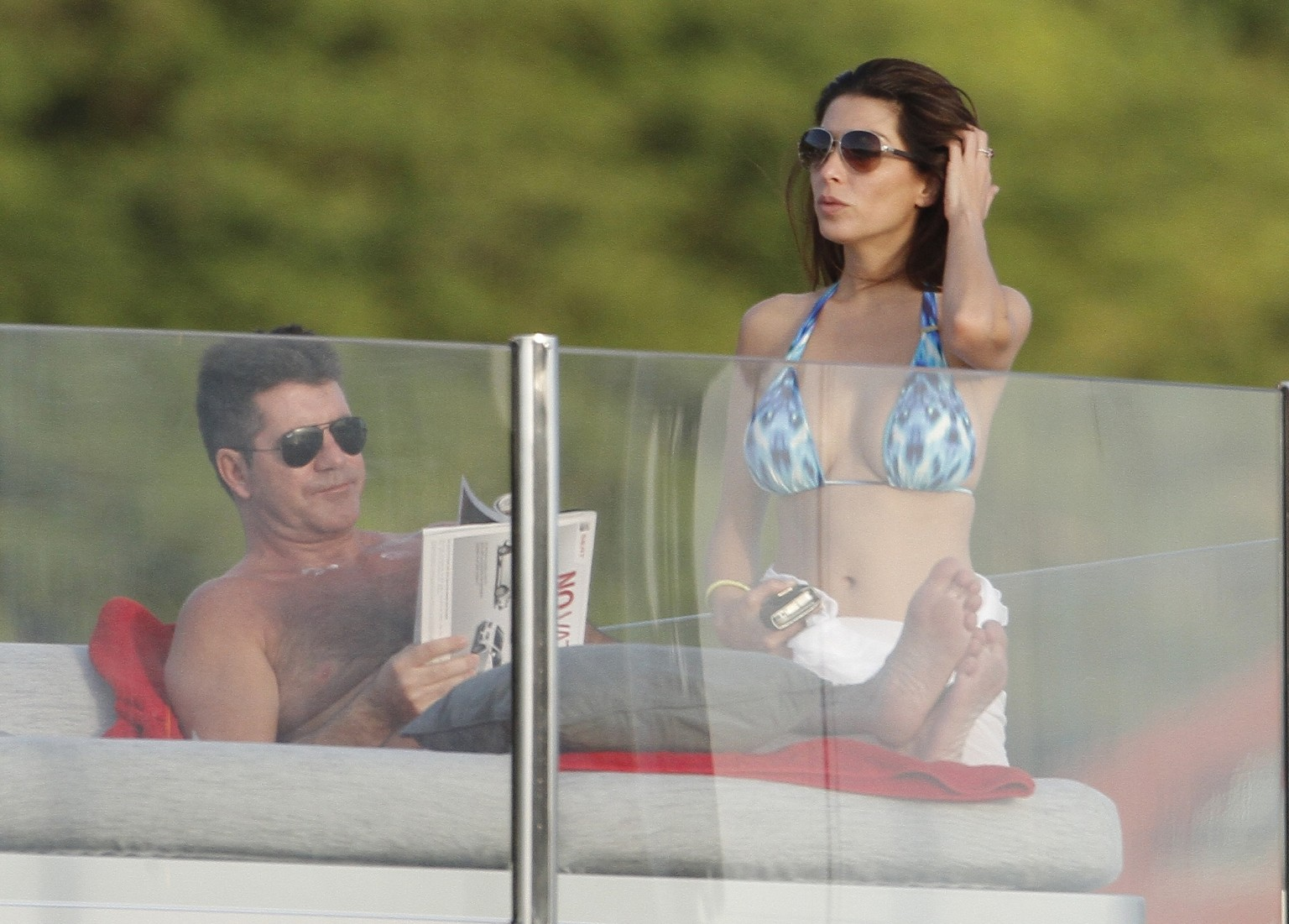 Lauren Silverman: 9 Facts In 90 Seconds On Simon Cowell's Alleged Baby