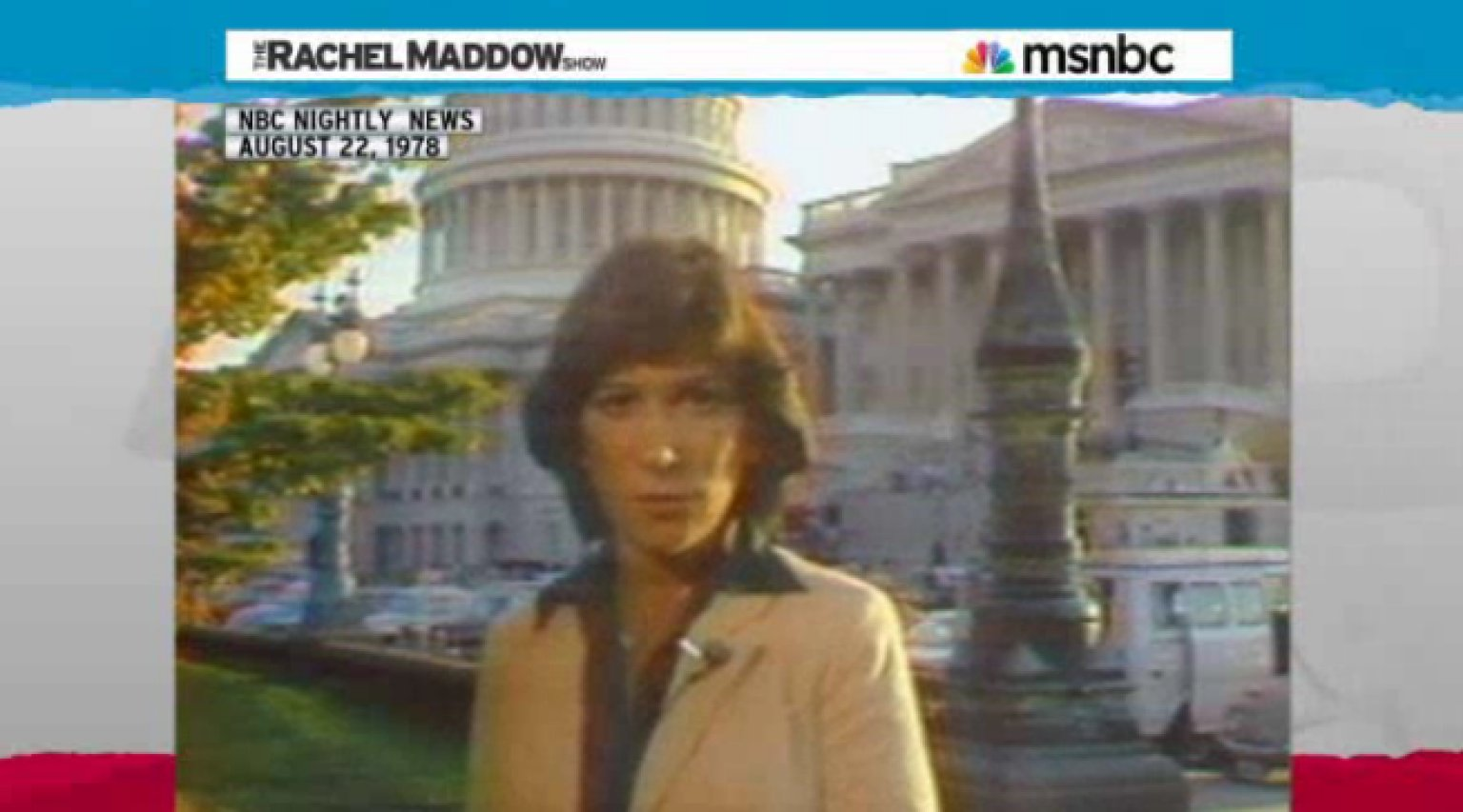 Andrea Mitchell's First Appearance On NBC News And More ...