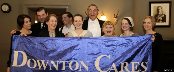 DOWNTON CARES