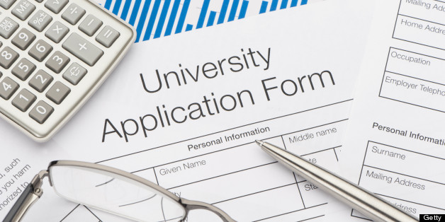 How to write college application