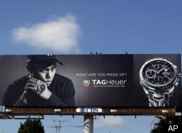 Tag Heuer Tiger Woods