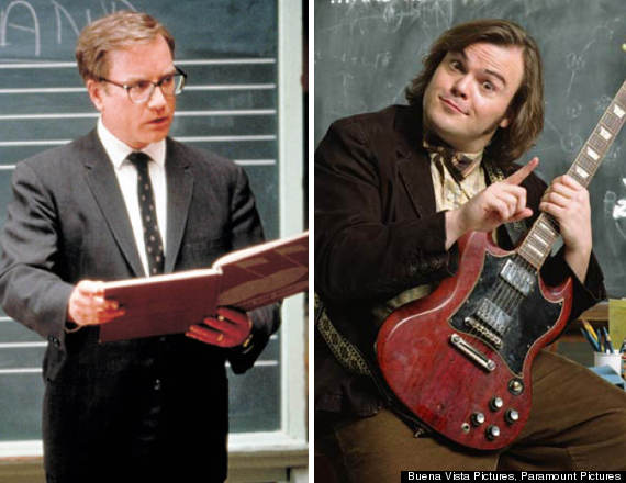 mr hollands opus school of rock