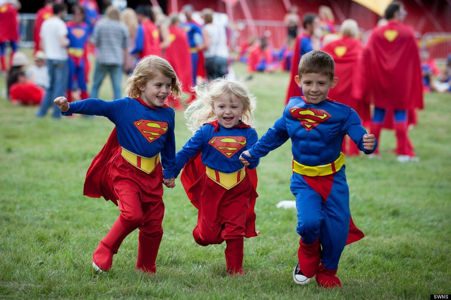 superman record 7