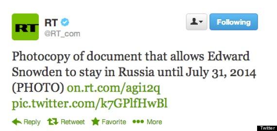 russia today tweet