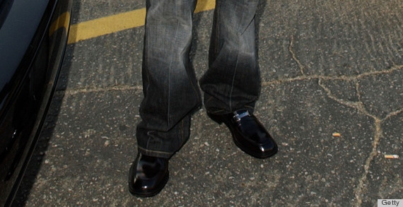 carson daly shoes