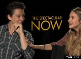 Shailene Reveals Hilarious Old Screen Name (VIDEO)