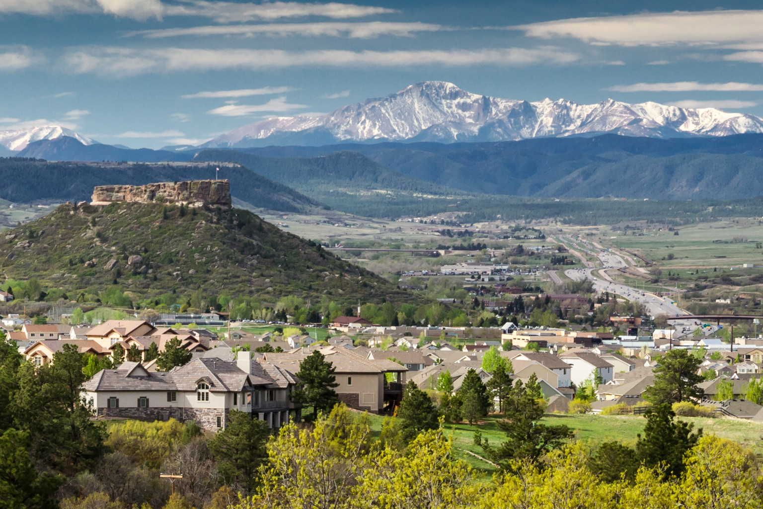 the best places in colorado for young families according