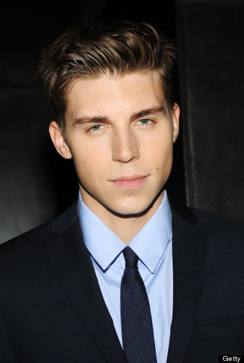 Glee's Nolan Gerard Funk Talks Acting & More