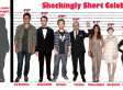 The Most Shockingly Short Celebrities
