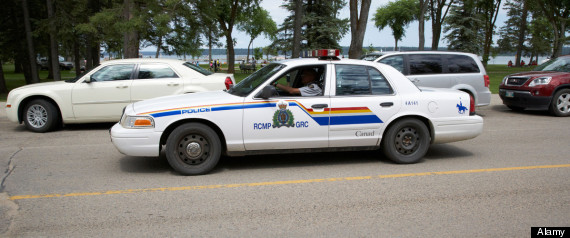 RCMP CHASE
