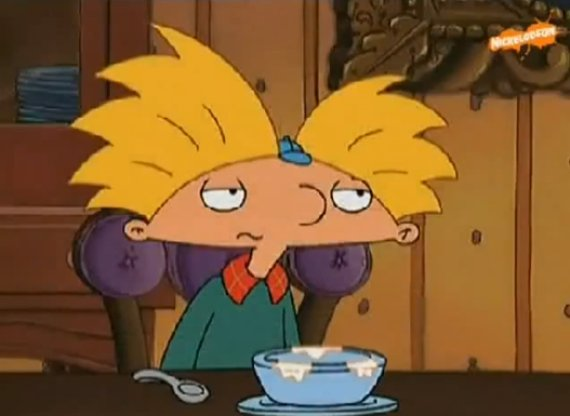 hey arnold hipster