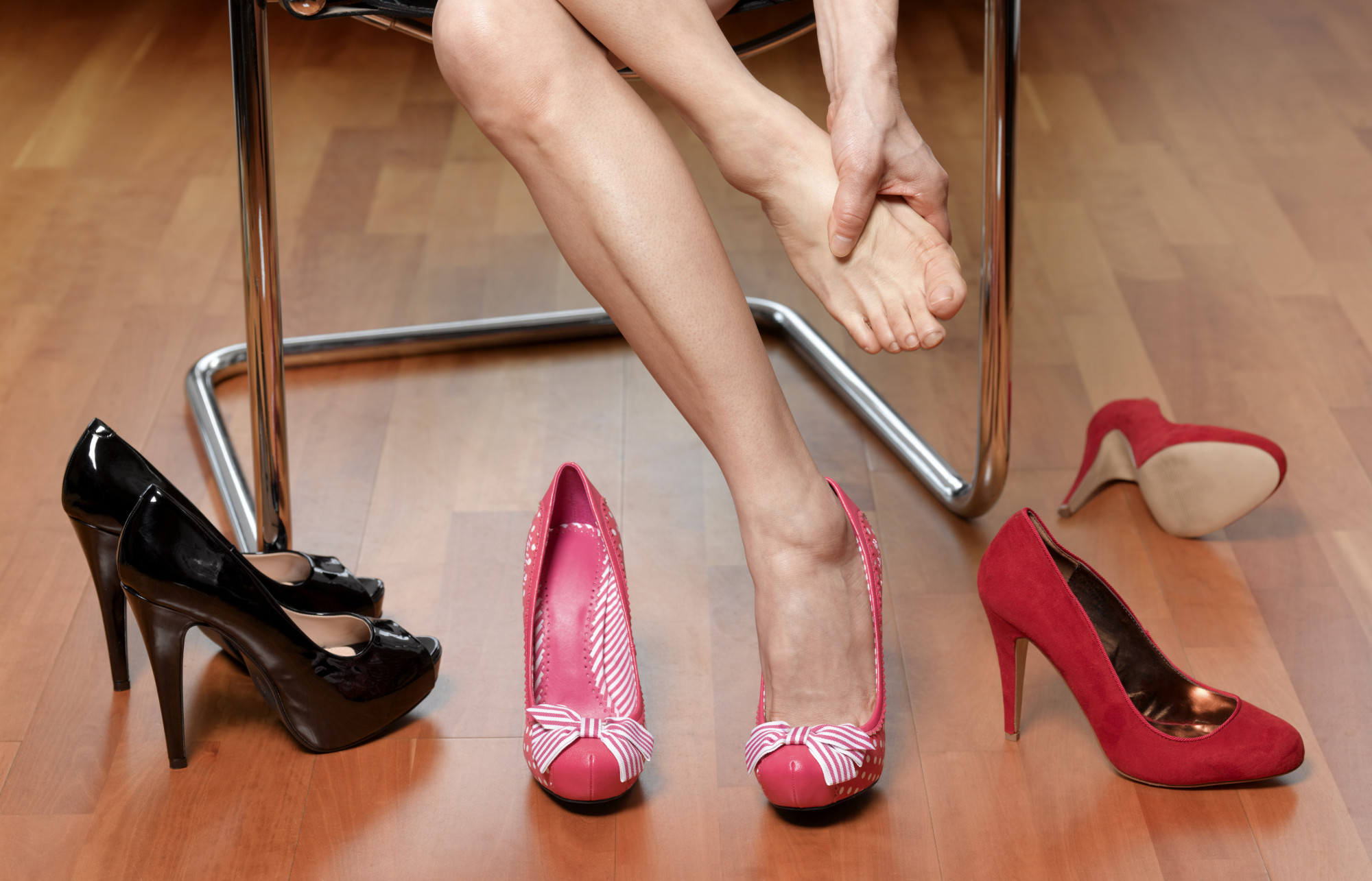 Women And High Heels