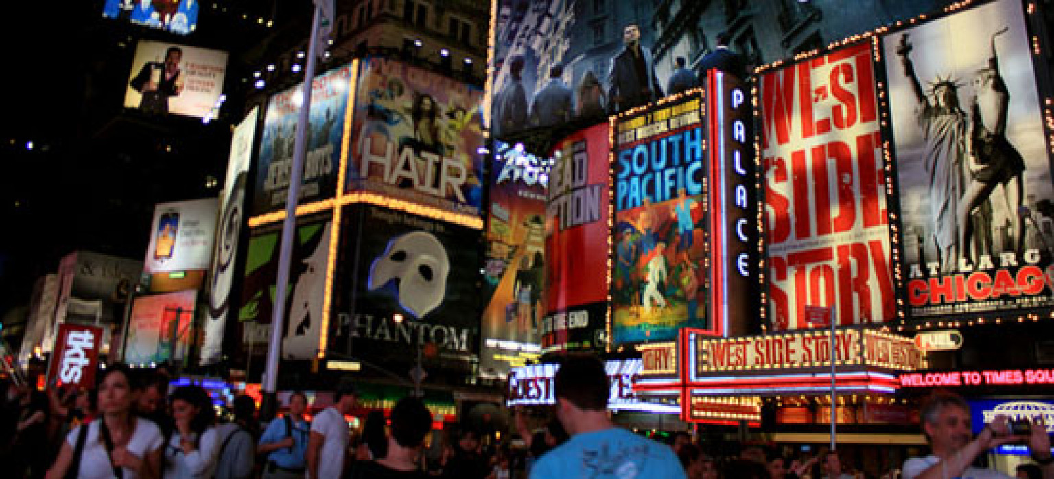 How To Do Broadway On A Budget Budget Travel
