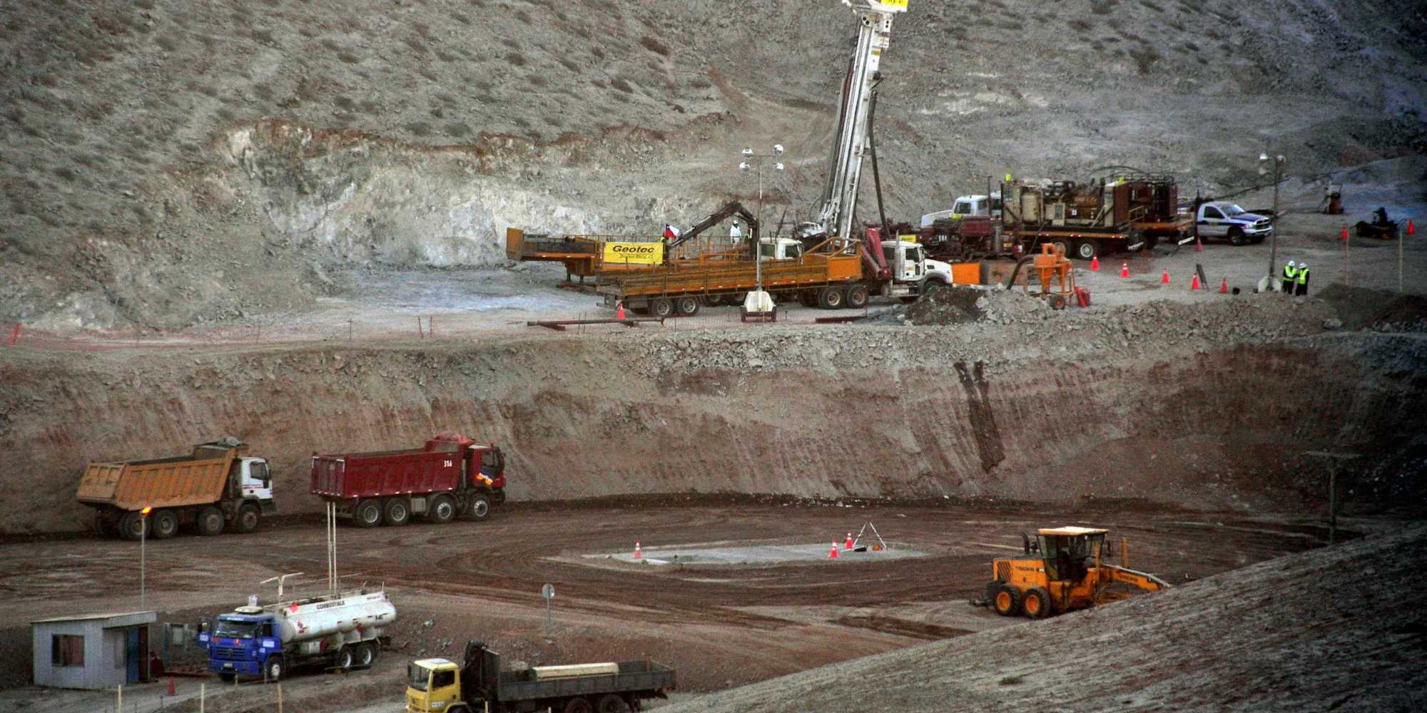 """chilean mines Keech wearpact™ impresses chilean mines  """"we made a business decision to enter the chilean market because we saw a real opportunity to make a difference."""