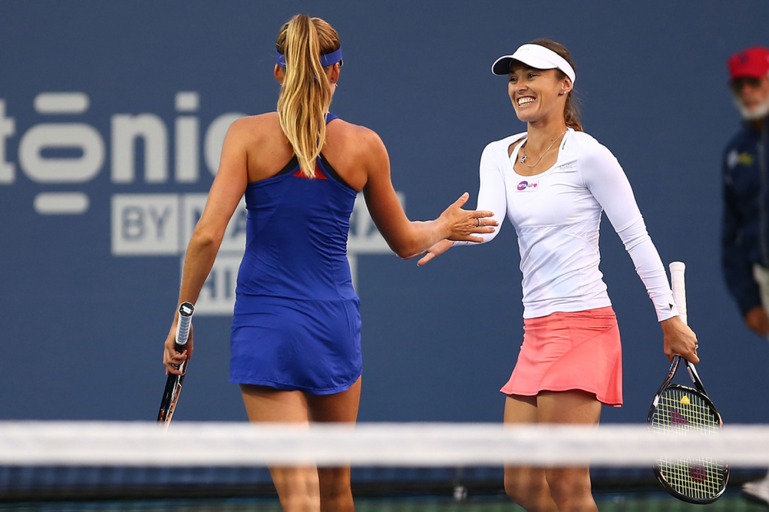 Martina Hingis Returns To WTA