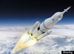 Is This The Rocket That Will Take Man To Mars?
