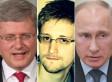 Canada Slams Russia Over Snowden Asylum