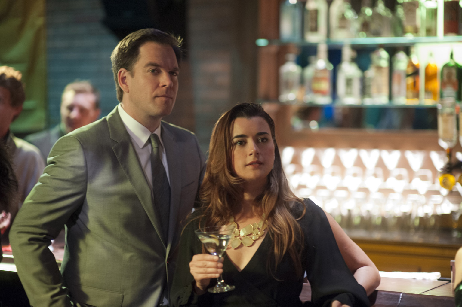 are ziva and tony dating on ncis