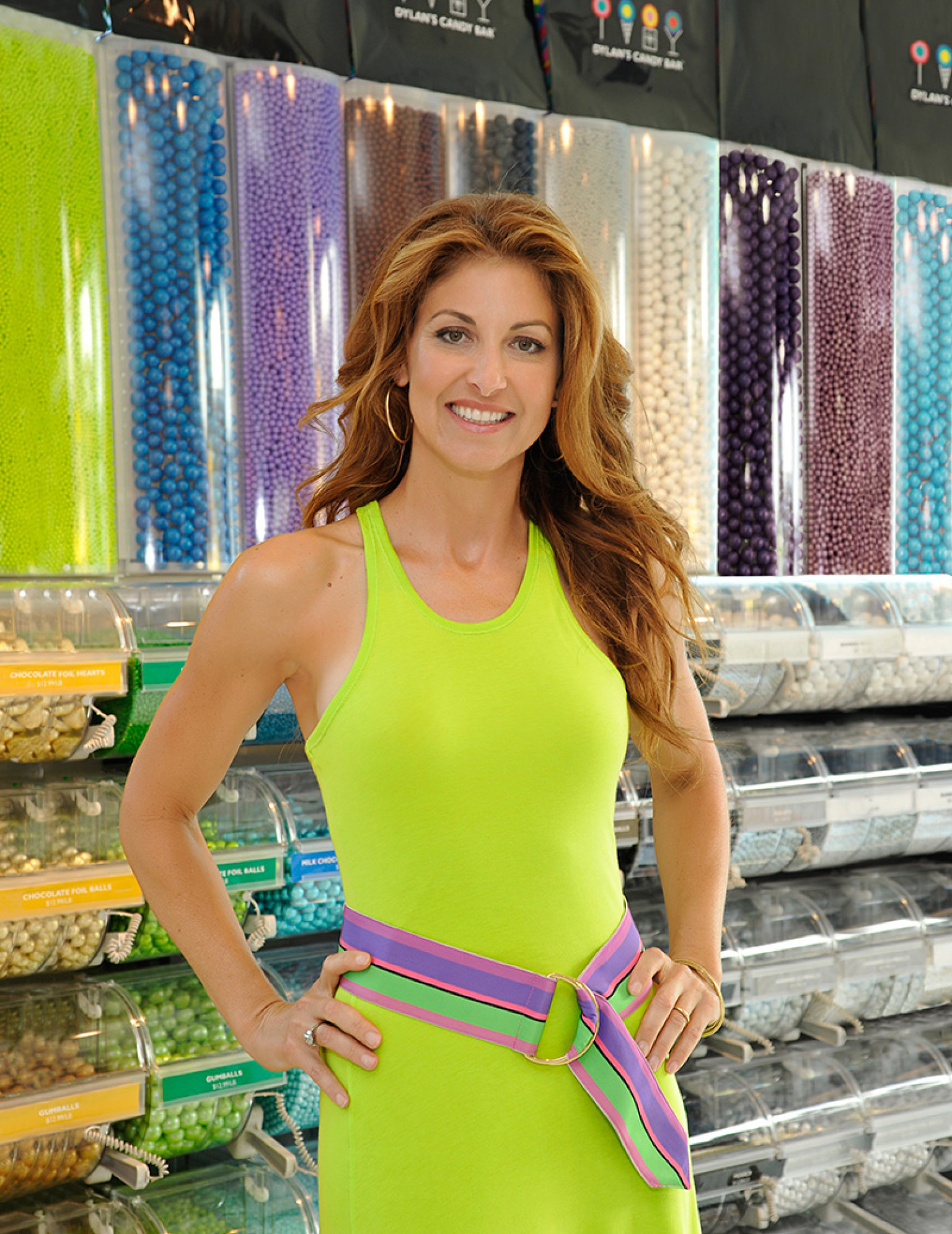 Dylan Lauren Founder Of Dylan 39 S Candy Bar Shares 6 Sweet