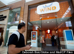 Wind Mobile Offers Free Phones, Wireless Service To Refugees