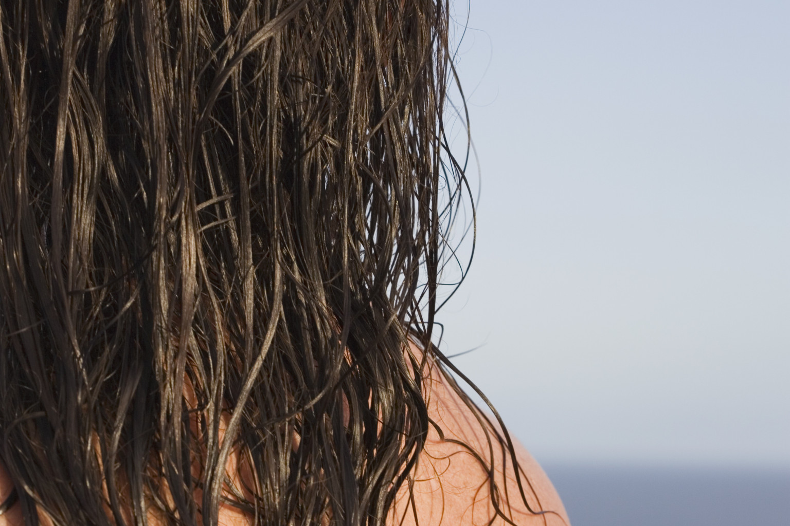 Spray on hair before and after sea salt hair spray before after gadget - How Salt Water Really Affects Your Hair What To Do About It Huffpost