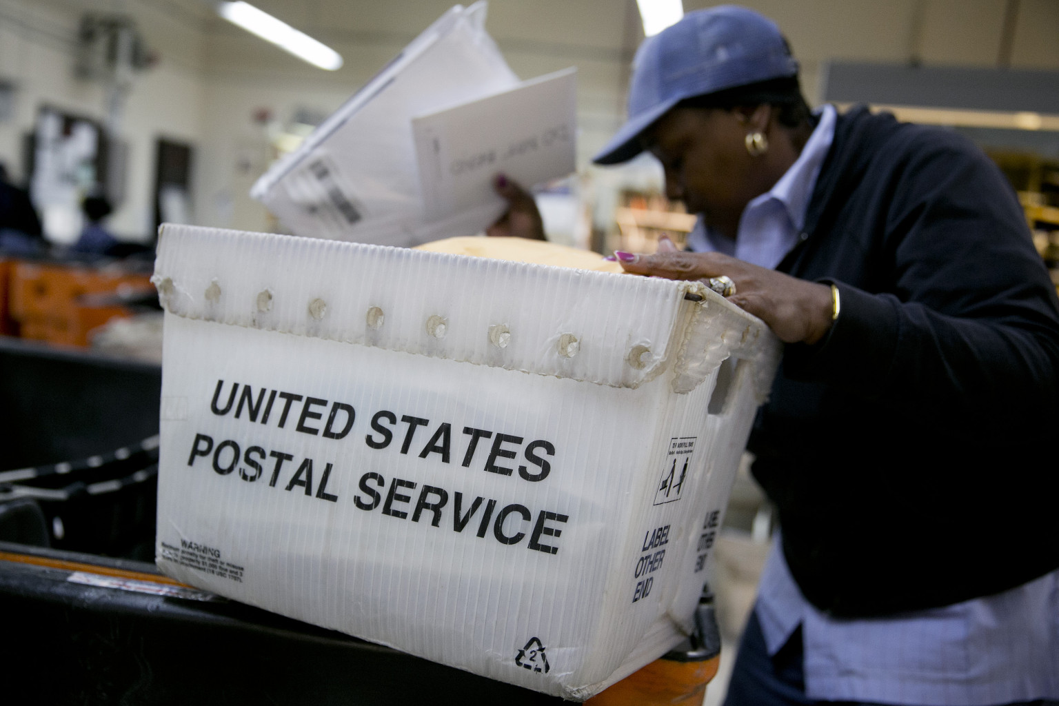 The U.S. Postal Service Wants To Deliver Alcohol To Your Doorstep.